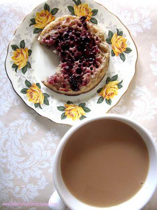 Tea and crumpet shae reid