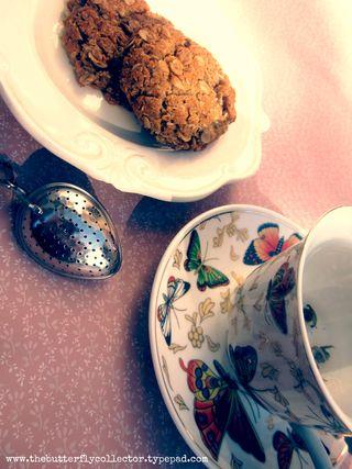 Butterfly tea shae reid 2012