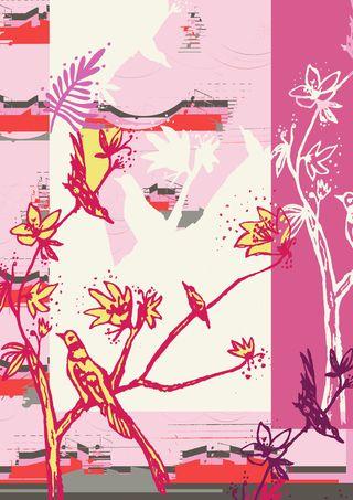 Musical birds raspberry shae reid 2012