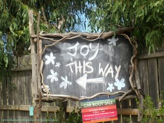 Joy this way wm