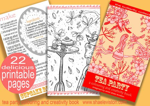 Tea party promo cover shae leviston copy