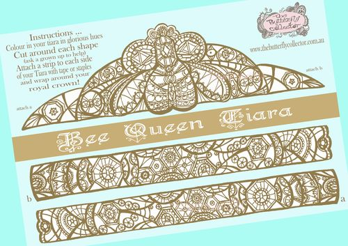 Bee tiara sheet wm copy