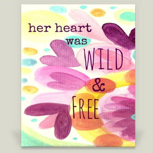 Wild nd free promo