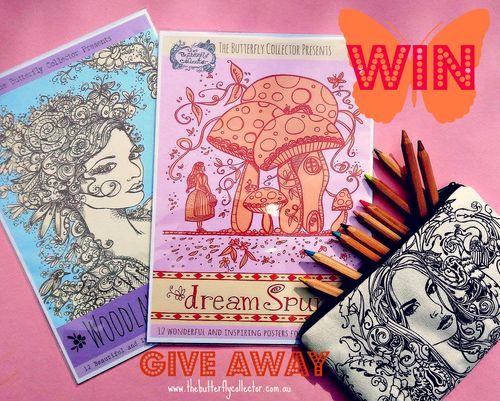 Dream spun giveaway promo 2 NEW