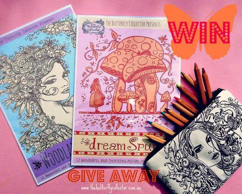 Dream spun giveaway promo 2 NEW