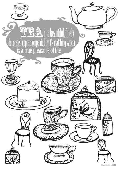 Tea poster copy