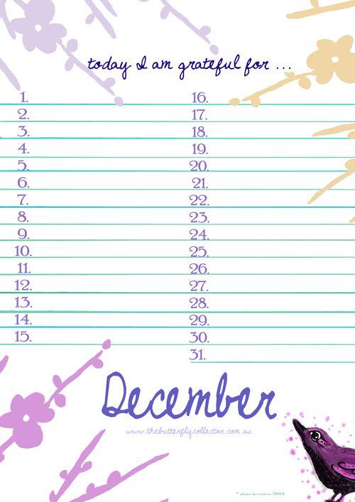 Dec grateful calender shae leviston 2014 copy