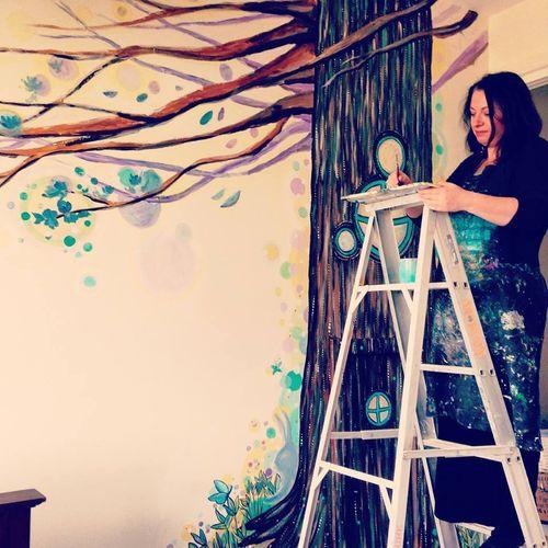 Shae mural april 2015