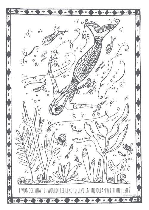 Swim with the fish